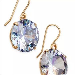 Kate spade shine on gold plated earrings
